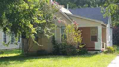 Memphis Single Family Home For Sale: 850 S Greer