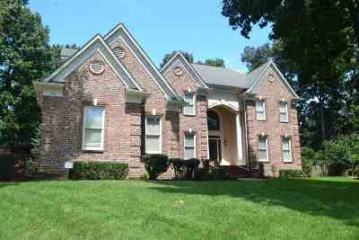 Collierville Single Family Home For Sale: 946 Oakmont Ridge