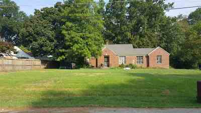 Memphis Single Family Home For Sale: 1410 Alta Vista