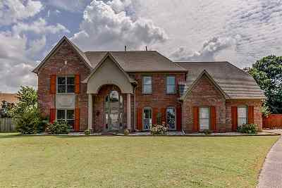Collierville Single Family Home For Sale: 1521 Beckenhall