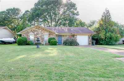 Collierville Single Family Home Contingent: 1175 Greenview
