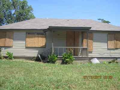 Memphis Single Family Home For Sale: 478 Dixie
