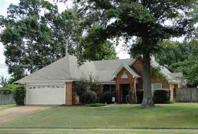 Memphis Single Family Home For Sale: 900 Cairn Creek