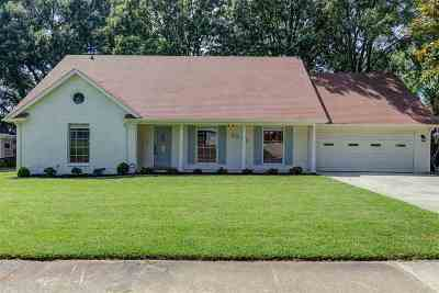Memphis Single Family Home For Sale: 2579 Richwood