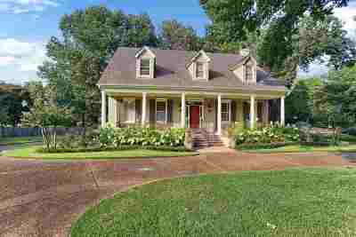 Collierville Single Family Home For Sale: 274 Ashley Hall