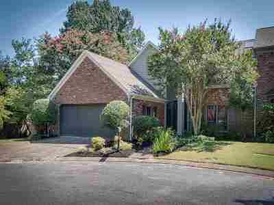 Memphis Single Family Home For Sale: 5131 Greenway