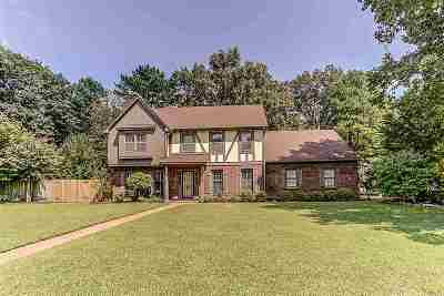Germantown Single Family Home For Sale: 1366 Cattail