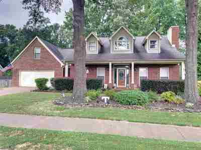 Collierville Single Family Home For Sale: 1159 Macon Ridge