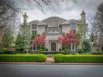 Memphis Single Family Home Contingent: 218 Cloister Green