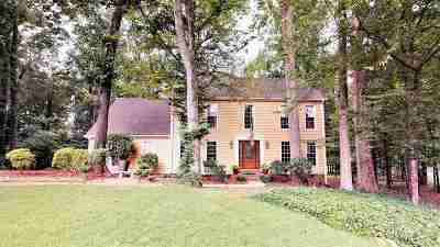 Memphis Single Family Home For Sale: 2521 Friars
