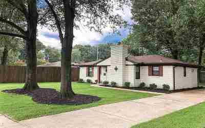 Memphis Single Family Home For Sale: 1741 S White Station