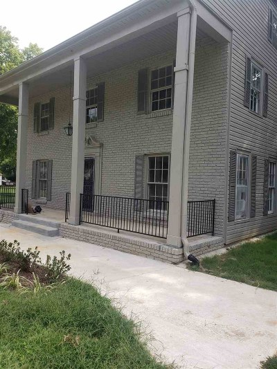 Memphis Single Family Home For Sale: 4528 Ridgewood