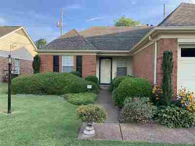 Memphis TN Single Family Home Contingent: $133,900