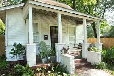 Memphis TN Single Family Home For Sale: $99,500