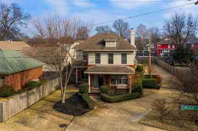 Memphis Single Family Home For Sale: 336 N Willett