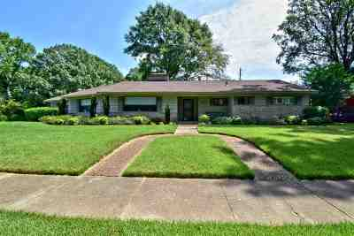 Memphis TN Single Family Home For Sale: $360,000