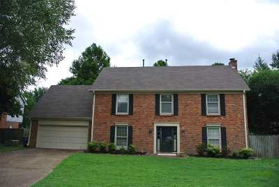 Shelby County Single Family Home For Sale: 1436 Cordova