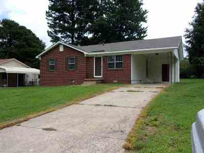 Ripley Single Family Home For Sale: 463 Perkins