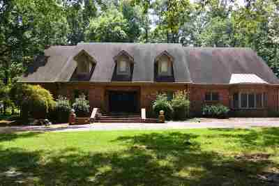 Memphis Single Family Home For Sale: 6347 River Tide