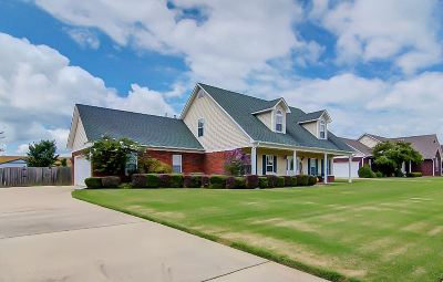 Munford Single Family Home For Sale: 308 Windy Oaks