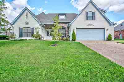 Bartlett Single Family Home For Sale: 3450 Valley Chase