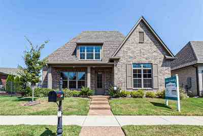 Collierville Single Family Home For Sale: 1600 Quail Forest