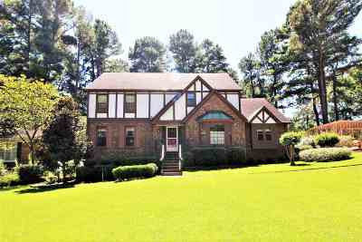Germantown Single Family Home For Sale: 8431 Hunters