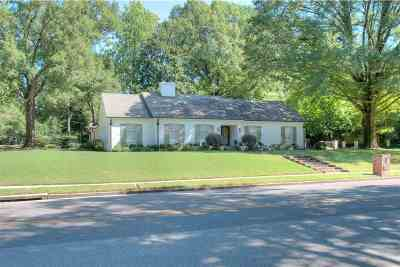 Memphis Single Family Home For Sale: 200 S Grove Park