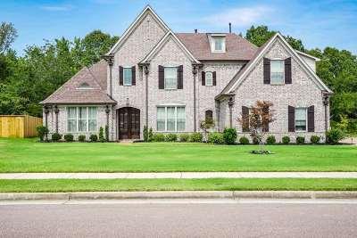 Bartlett Single Family Home For Sale: 8642 Branson
