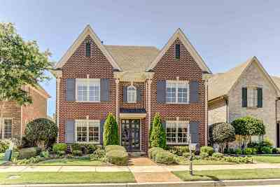Germantown Single Family Home For Sale: 1961 S Arden Landing