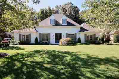 Collierville Single Family Home Contingent: 10345 Stoney Brooke