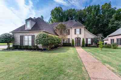 Collierville Single Family Home For Sale: 10485 Juneau
