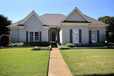 Collierville Single Family Home For Sale: 1715 Von Hall