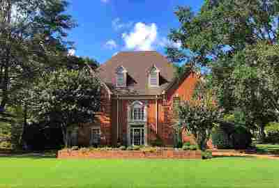 Germantown Single Family Home Contingent: 9496 Plantation Way