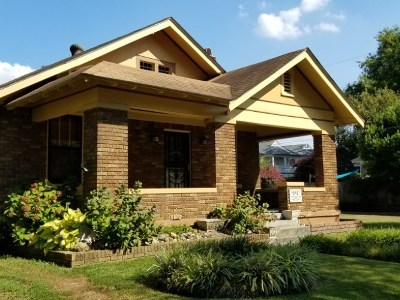 Memphis Single Family Home For Sale: 912 Philadelphia