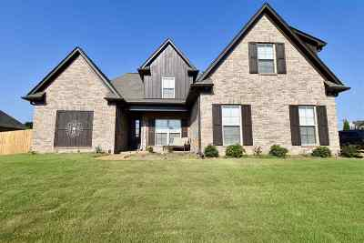 Munford Single Family Home For Sale: 37 White Way