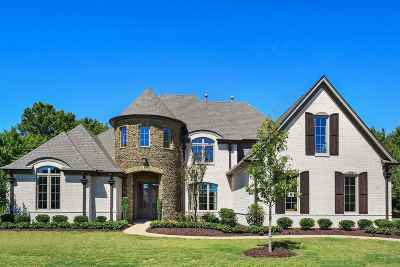 Lakeland Single Family Home For Sale: 10548 Lawrenceburg