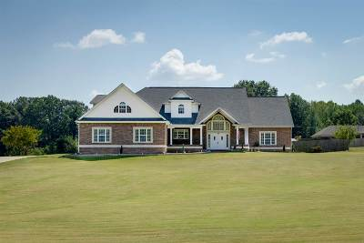 Munford Single Family Home For Sale: 401 Kate McClanahan