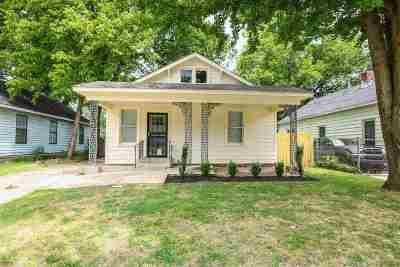 Memphis Single Family Home For Sale: 1072 Meda