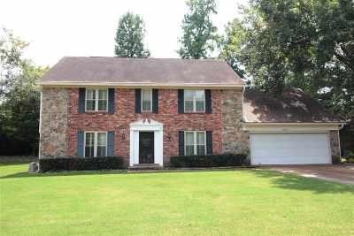 Germantown Single Family Home For Sale: 8049 Breezy Creek
