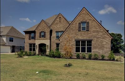 Collierville Single Family Home For Sale: 488 Tender Oaks