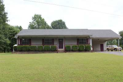 Ripley Single Family Home For Sale: 370 Dr Lewis