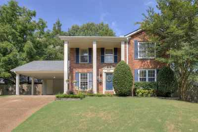 Collierville Single Family Home Contingent: 486 Rutledge