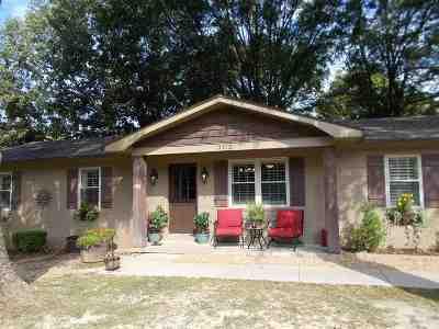Ripley Single Family Home For Sale: 3372 Asbury Glimp