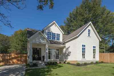 Memphis Single Family Home For Sale: 3376 Midland