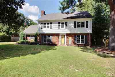 Germantown Single Family Home Contingent: 7536 Marthas