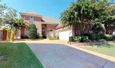 Germantown Single Family Home For Sale: 3049 Oakleigh Manor