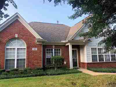 Collierville Single Family Home Contingent: 50 Peyton Ridge #15