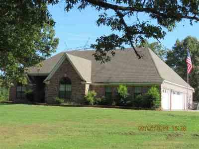 Lakeland Single Family Home For Sale: 10637 Monroe