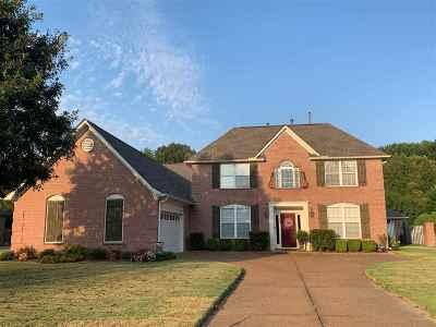 Arlington Single Family Home For Sale: 9000 Carriage Creek
